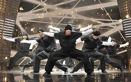 Diversity, Ashley Banjo