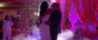 Special Effects | Dry Ice FIrst Dance | Confetti Cannon | Bride and Groom