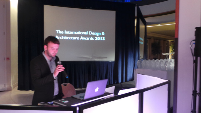 The International Design and Architecture Awards @ The Hurlingham Club