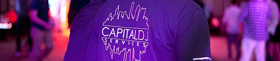 Capita DJ Services team member