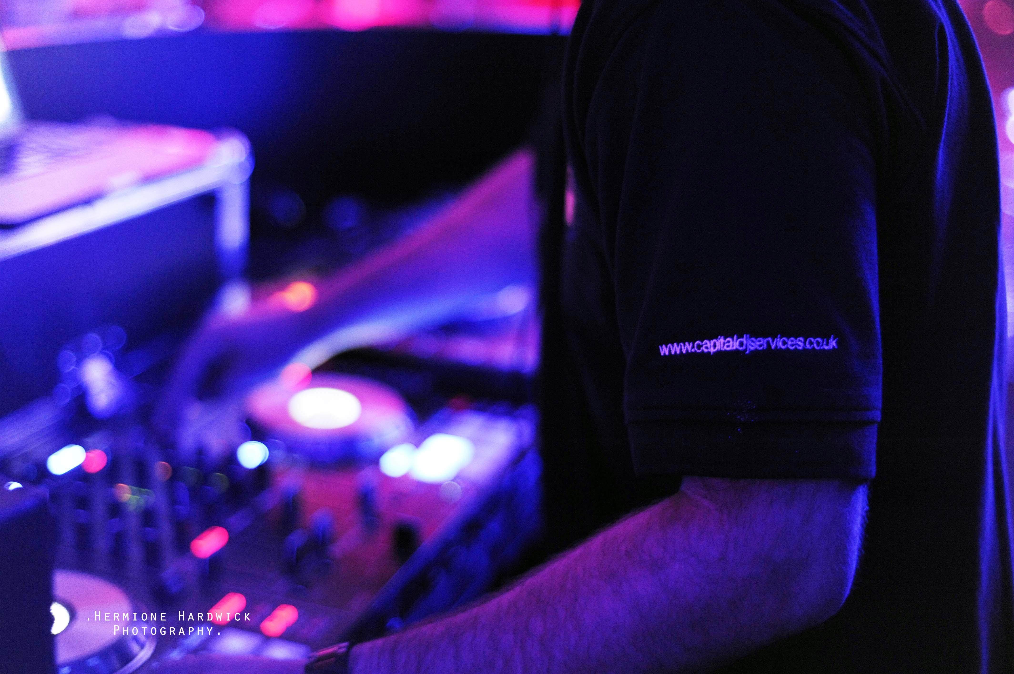 DJ Terry Stevens professional DJ