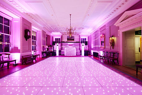 Room uplighting | Wedding Lighting