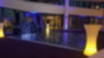 LED Starligh Dancefloor Hire