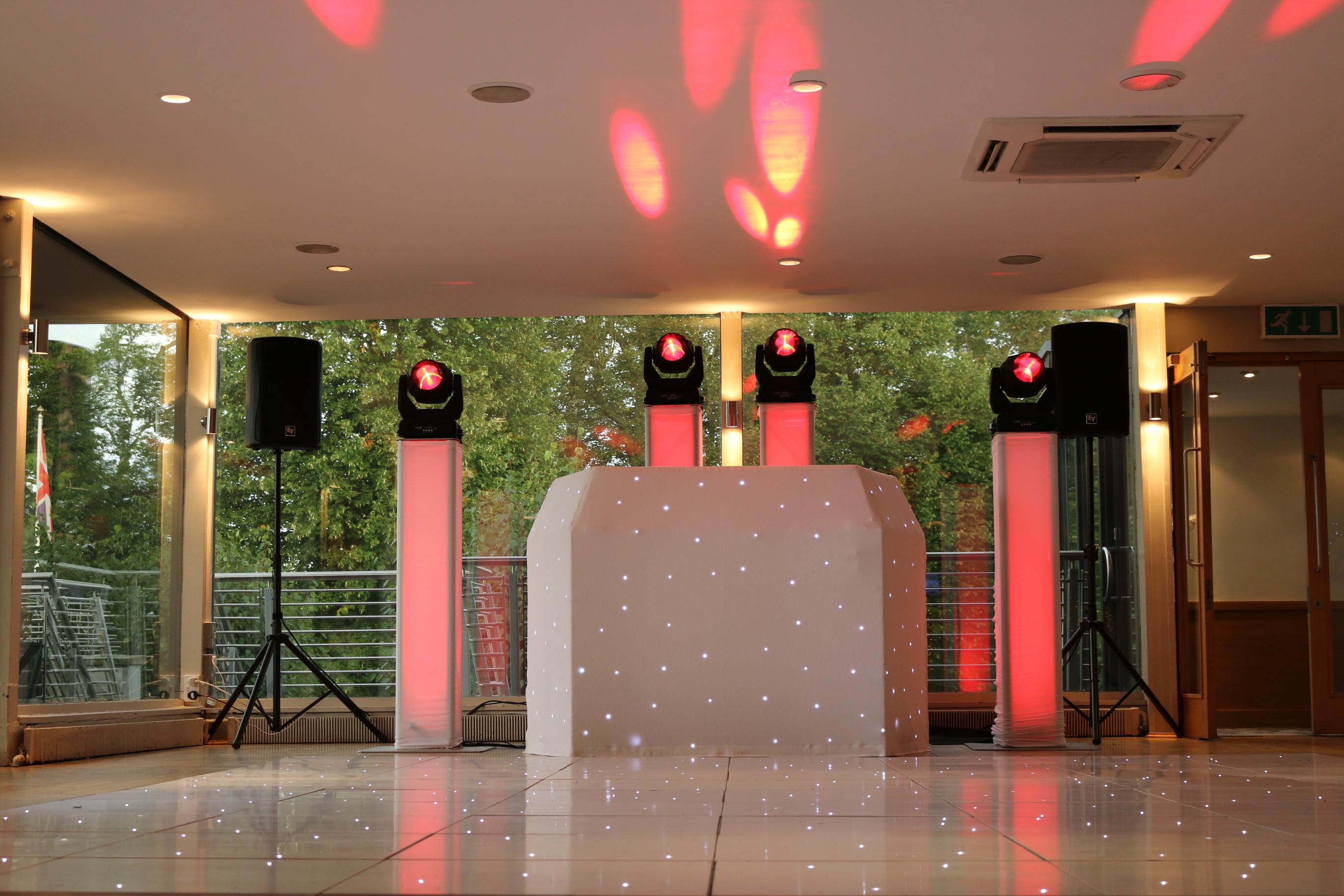 Wedding Dancefloor Hire