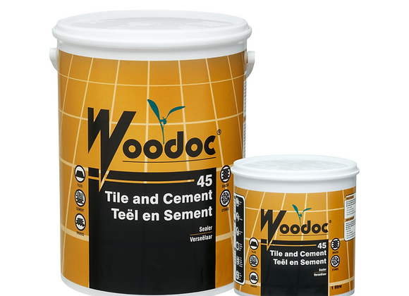 Woodoc 45 Water-Borne Tile and Cement Sealer