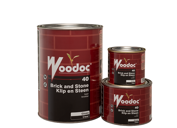 Woodoc 40 Brick and Stone Sealer