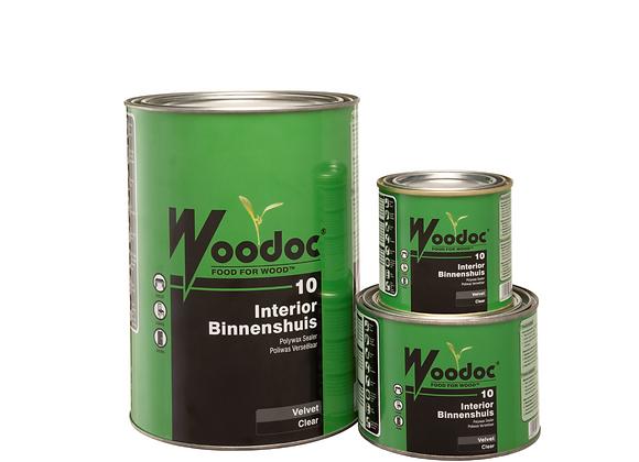 Woodoc 10 Interior Polywax Sealer