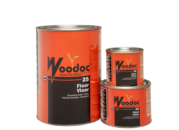 Woodoc 25 Interior Polyurethane Floor Sealer
