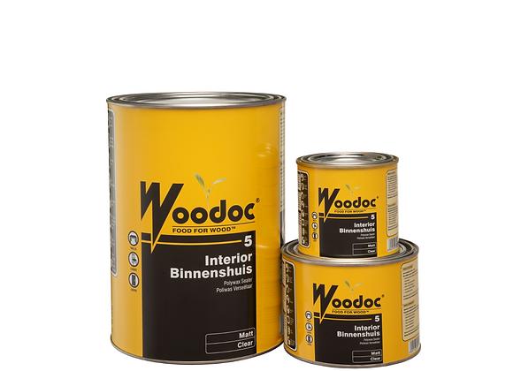 Woodoc 5 Interior Polywax Sealer