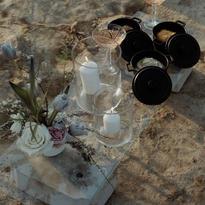 Elopement Hochzeitsplanerin Hamburg Mirco Wedding Glamping Wild  Moderne Hochzeit Destination Wedding