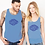 Thumbnail: Carried to the Coast unisex tank