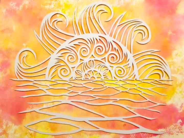 Sunrise Mandala