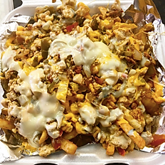 Dave's Way Chicken Philly Fries
