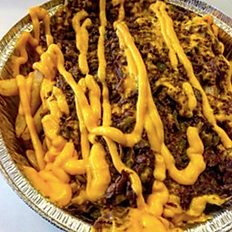 Beef Philly Fries