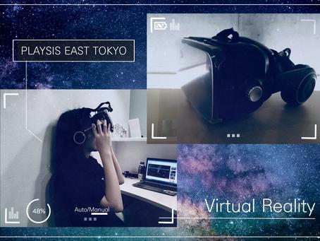 VRグラスの貸し出しを始めました♪