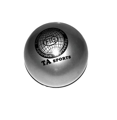 Silver Gymnastics Ball