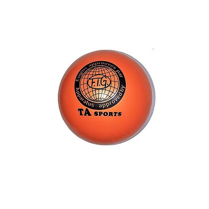 Orange Gymnastics Ball