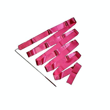 Pink Dancing Ribbon