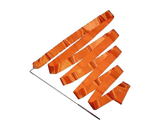 Orange Dancing Ribbon