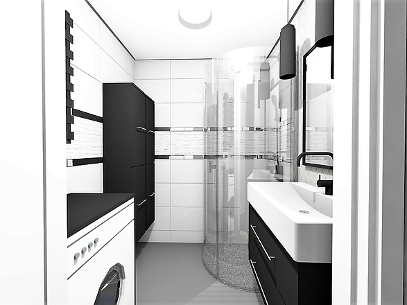 łazienka l