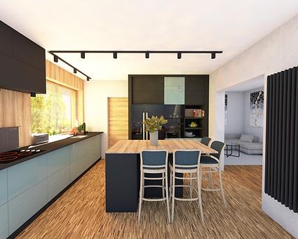 kuchnia justyna - projekt