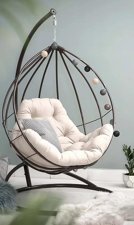 Krzesło obrotowe - aranżacja wnętrz