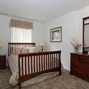 Windsor Place 1Bed Bedroom