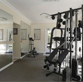 Windsor Place Exercise Room