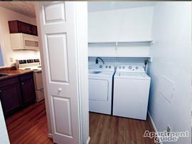 Cedarbrook 2Bedroom Laundry