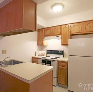 Windsor Place 1Bed Kitchen
