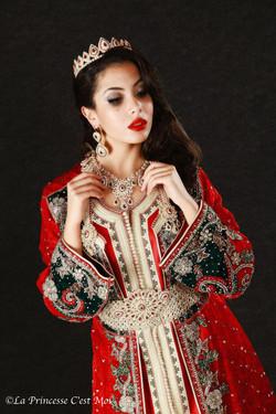 robe de mariée, mariage marocain