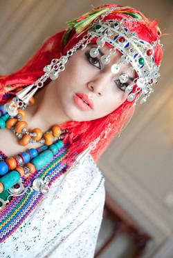 Negafa de paris-negafa mariage marocain
