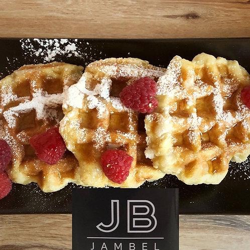 Liegeoise Waffles