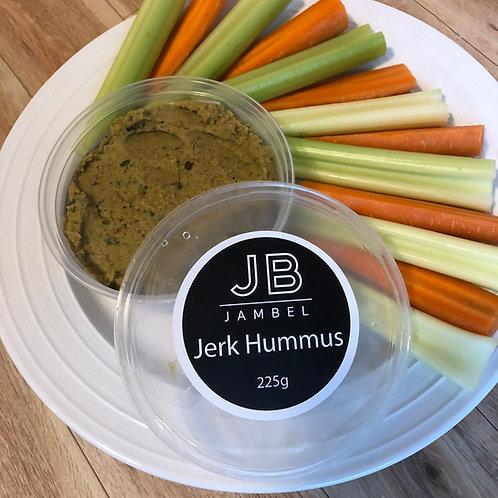 Jerk Hummus