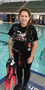 Divemaster at Colorado Scuba Diving Academy