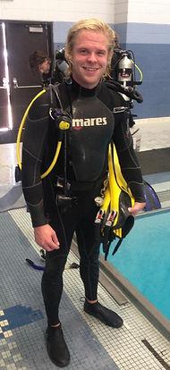 Instructor at Colorado Scuba Diving Academy