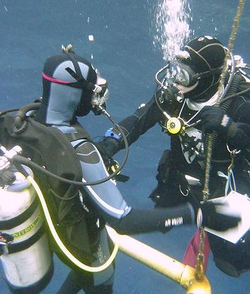 Colorado Scuba Diving Academy at open water dive