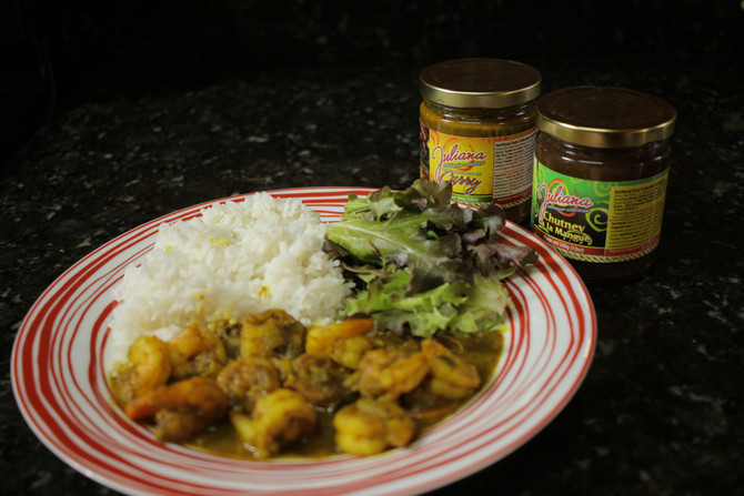 Juliana Curry Shrimp