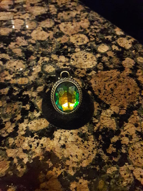 Green/Yellow Bleam Ring