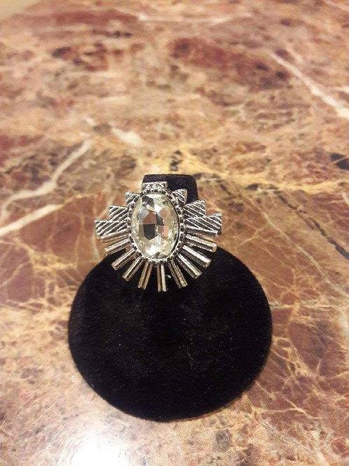 Elegant Accessories Future Stick Style Ring