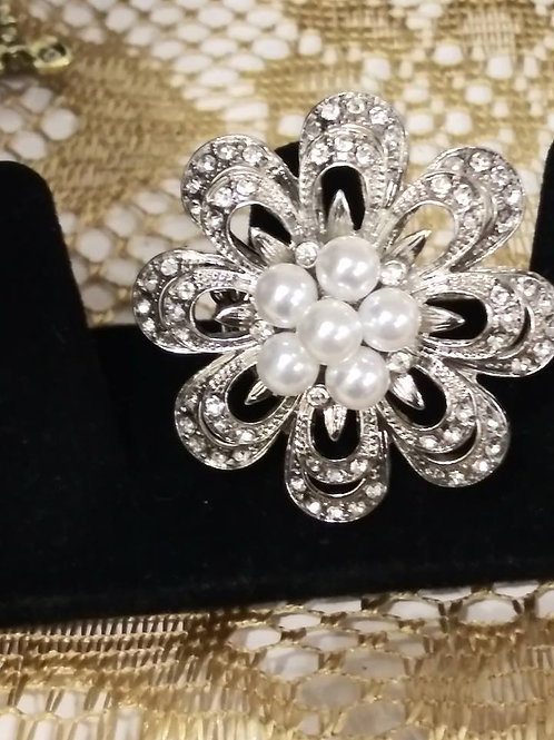 The Brooch Style Ring