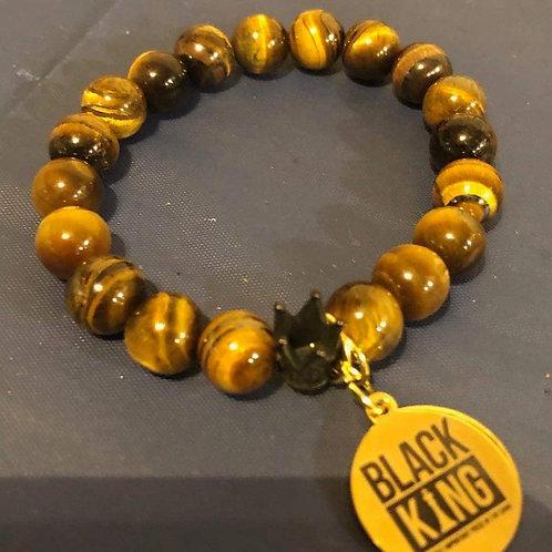 Tiger Eye-Black King