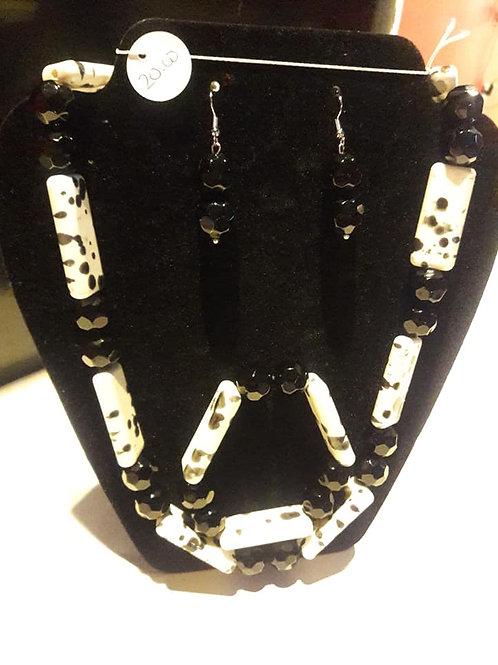 Dalmatian 3 piece set