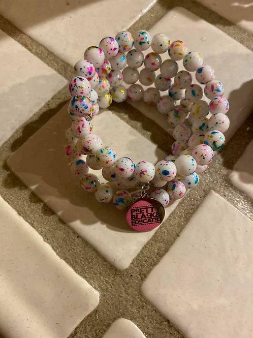Confetti Candy Wire Bracelet