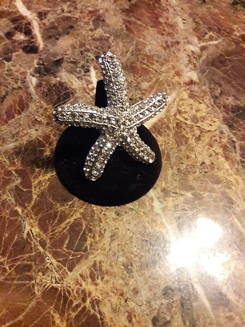 Stretchy Star Bling Ring