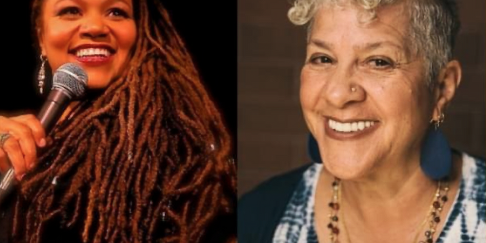 From Safe Spaces to Brave Spaces: Justice, Responsibility & Healing featuring Shakti Butler & Ami Gaston