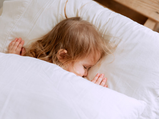 6 Tips to Help Your Child Sleep Better