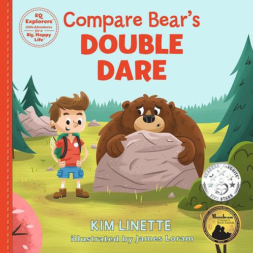 Compare Bear's Double Dare: Hardback Book