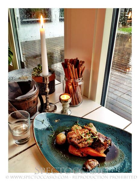 Sydkusten Hotell Mossbylund lunch äta