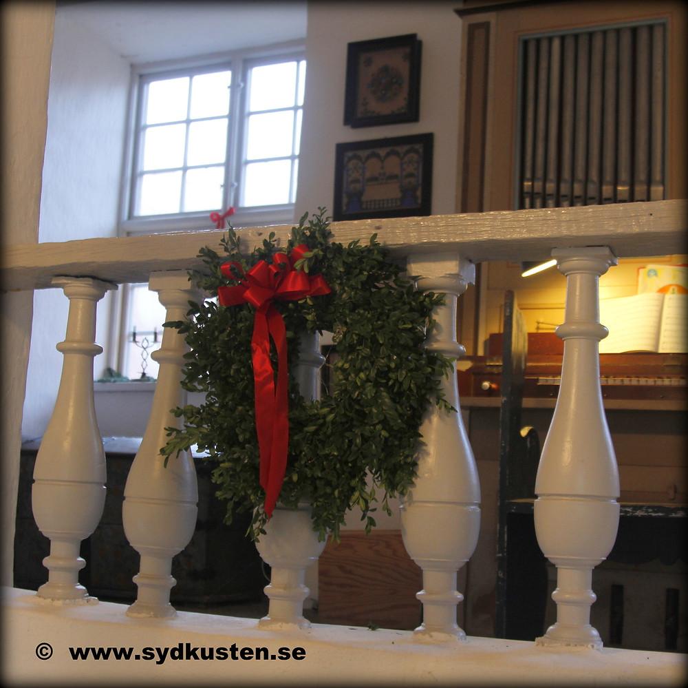 julmarknad sydkusten Svaneholm slott Johannamuseet